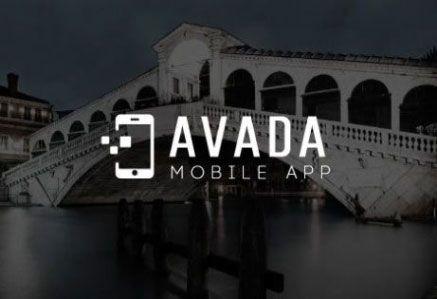 Avada Mobile App Demo